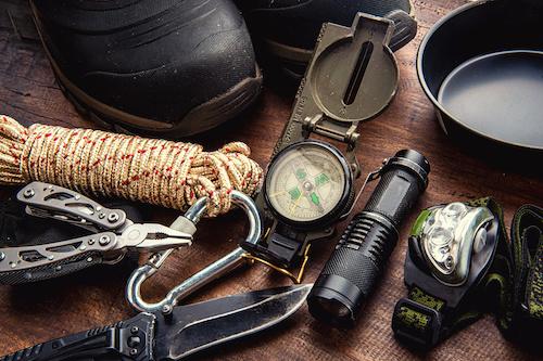 Ausrüstung / Gear vorstellen