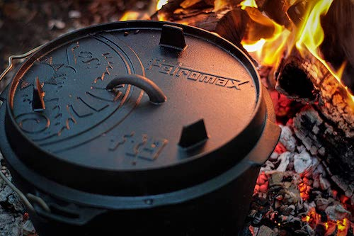 Petromax FT9 Dutch Oven Feuertopf