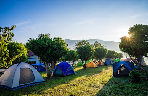 Das muss ein gutes Zelt können